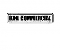 Bail commercial